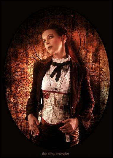 How To Build A Steampunk Outfit By Donna Ricci Steamed