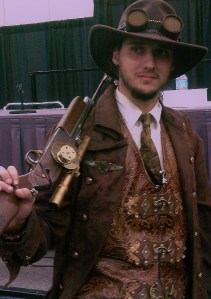 Steampunk Rifleman