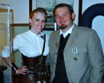 Steampunk outing at the Maritime Museum