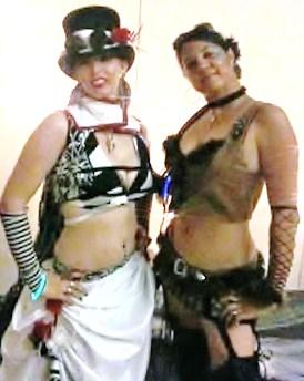 Katara & Diosa - comicon