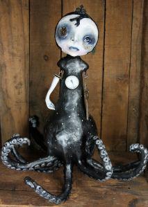 Liza - Octopus Girl