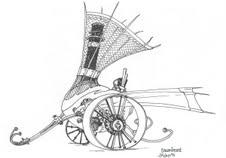 Joanne Roberts' whimsical drawing