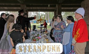 taken by Marilyn at Houston- Herman Park Mad Hatter Tea Party