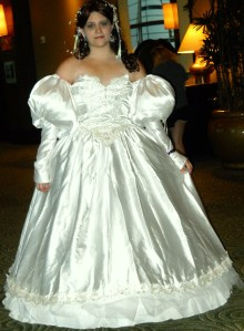 A Belle of the Steampunk Ball