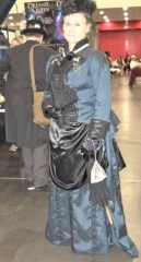 Lady Blue - Comicpalooza 2013