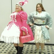 Steam Lolitas - The Cup Cake Girls - Comicpalooza 2013