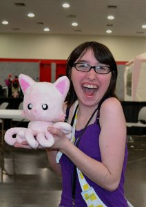 Kat and Tentacle Kitty