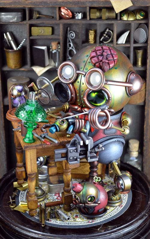 Toy Maker Workshop