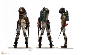 steampunk space suit 2