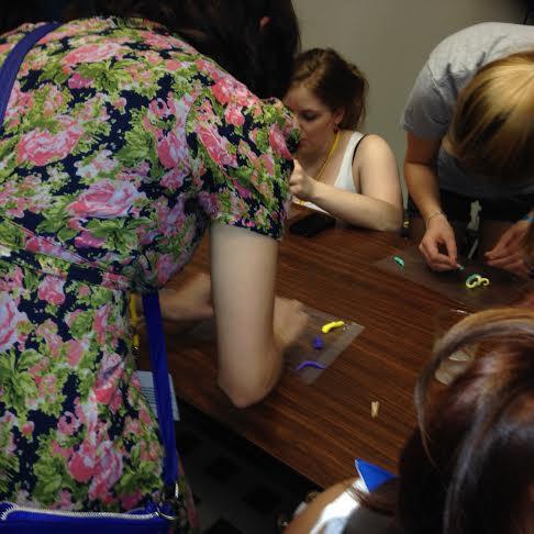 Making Tentacles at Comicpalooza