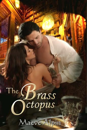 brass octopus