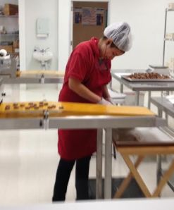 The choclate factory -