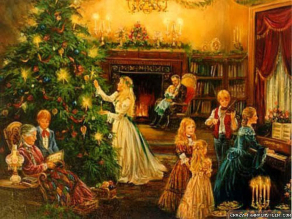 Victorian Christmas Traditions | STEAMED!